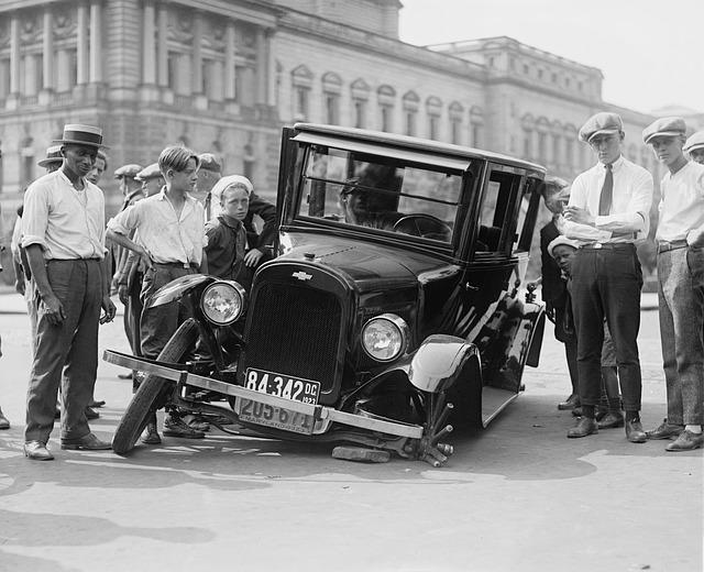 Checkliste Verkehrsunfall
